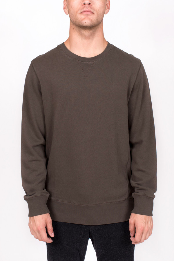 Men's Hope Hector Sweater Khaki Green