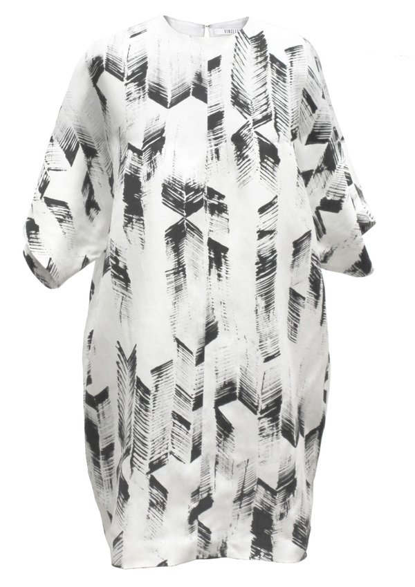 Vincetta Printed Shift Dress