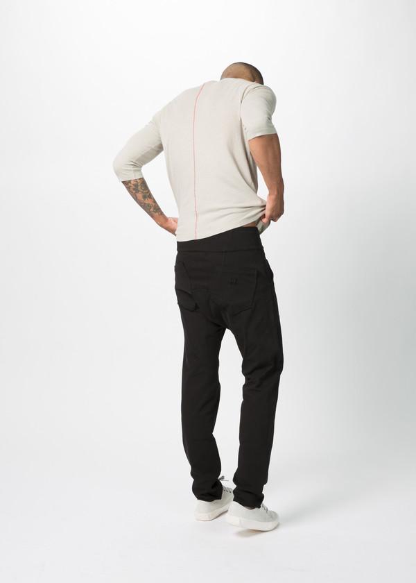 Men's Hannes Roether Ruven Drop Crotch Pant