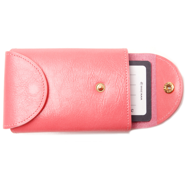 I Ro Se Rose Fold Card Case