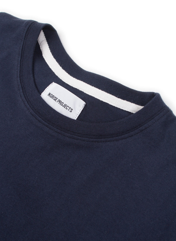 Norse Projects Niels Basic SS Navy