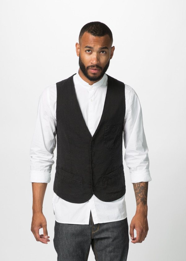 Men's Hannes Roether Zirp Vest