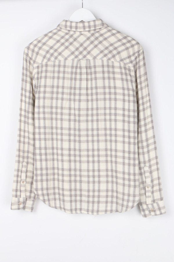 California Tailor Shirt No. 1 Bay Gray Plaid