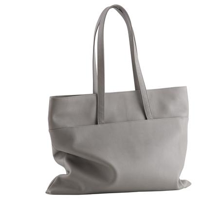 Tsatsas Grey Atlas Bag by Tsatsas