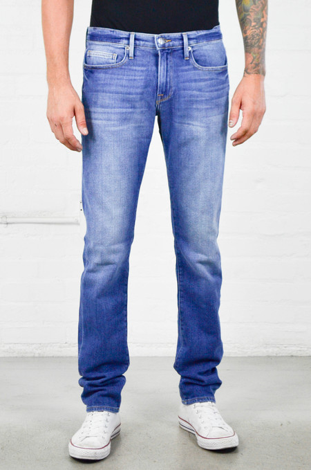 Men's FRAME Denim FRAME L'homme' Straight in Palo Alto