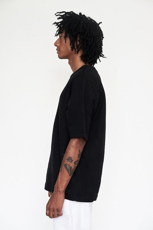 Men's Neuba Renu Mid T-Shirt - Black