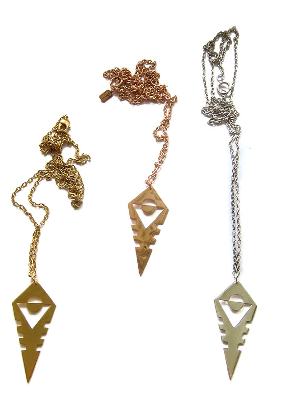 ALYNNE LAVIGNE - Ripper Necklace
