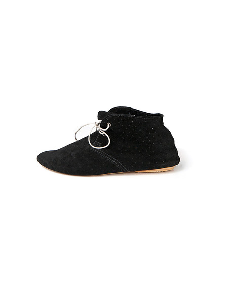 ANNIEL BLACK DERBY BOOTIE