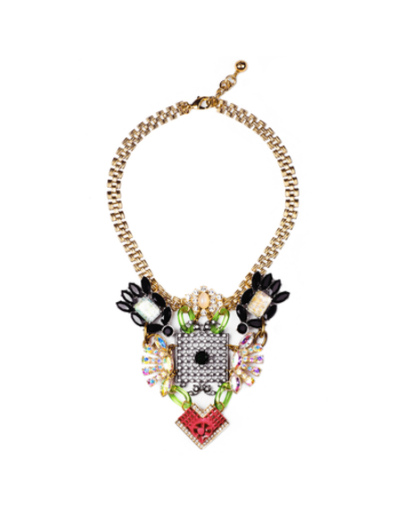 LULU FROST REVOLUTION NECKLACE