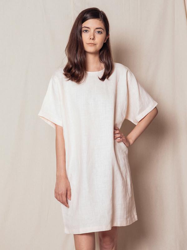 Lloyd Linen Dress