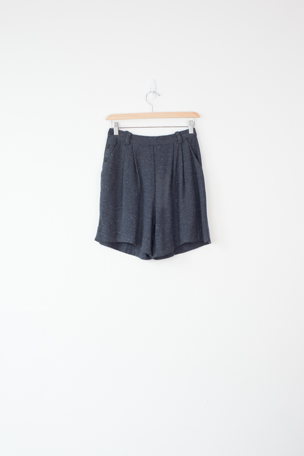 Diphda Pleated Shorts