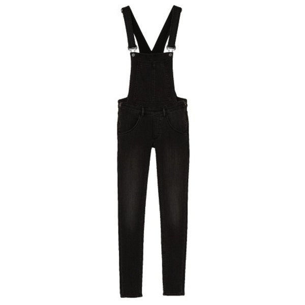 CHEAP MONDAY - DUNGAREE - NEW BLACK