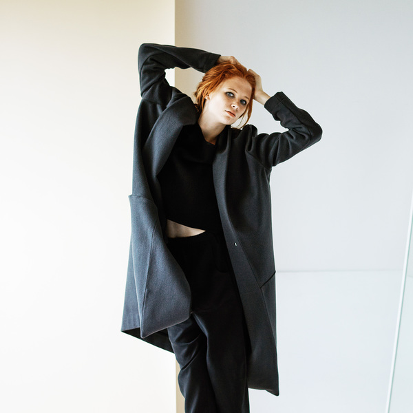 Hackwith Design House Norah Coat