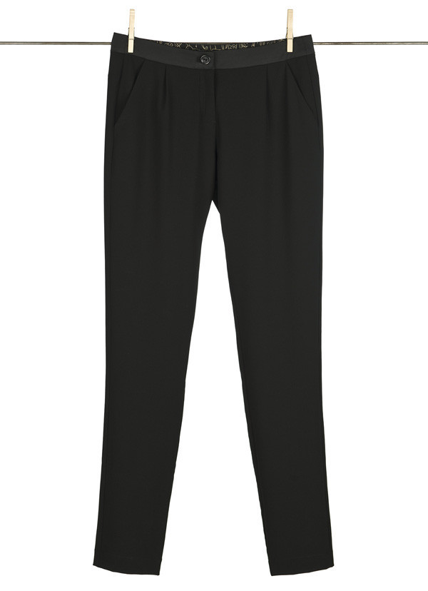Cotelac Straight-cut Trousers
