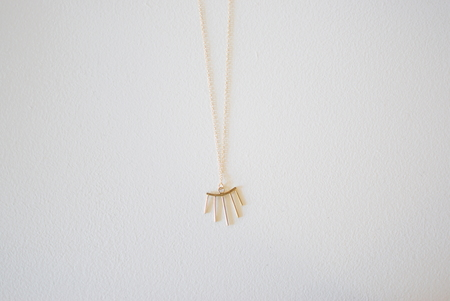 Baleen Beacon Necklace