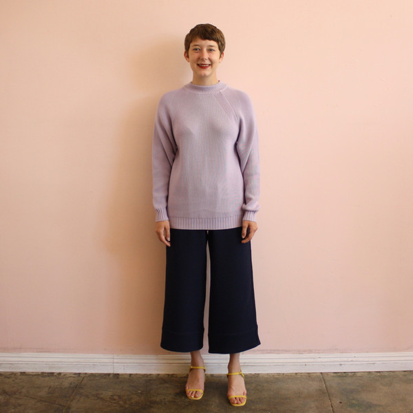 Diarte Jasper Sweater - Lavender