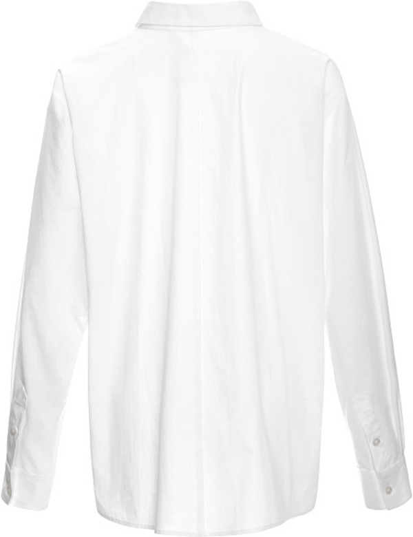 Thakoon Addition - GATHERED FRONT SHIRT
