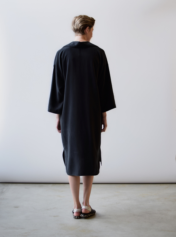 Hackwith Design House Button Up Dress