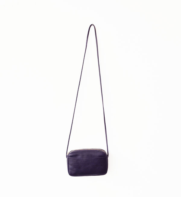 BAGGU Violet Mini Purse