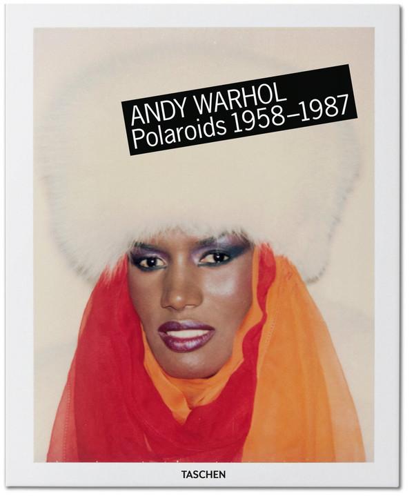 Taschen Andy Warhol polaroids hardcover