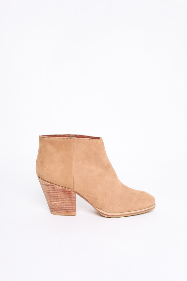 Rachel Comey Mars bootie in natural