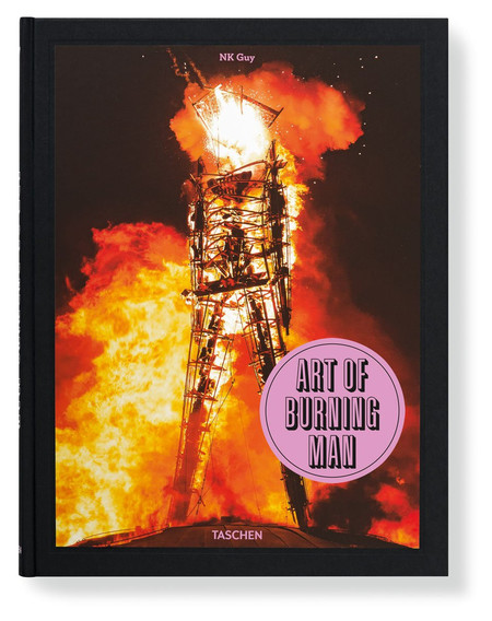 Taschen NK Guy: art of burning man hardcover