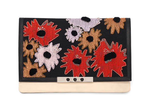 Lizzie Fortunato - PORT OF CALL CLUTCH