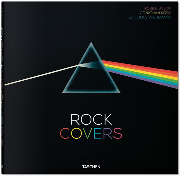 Taschen Rock covers hardcover