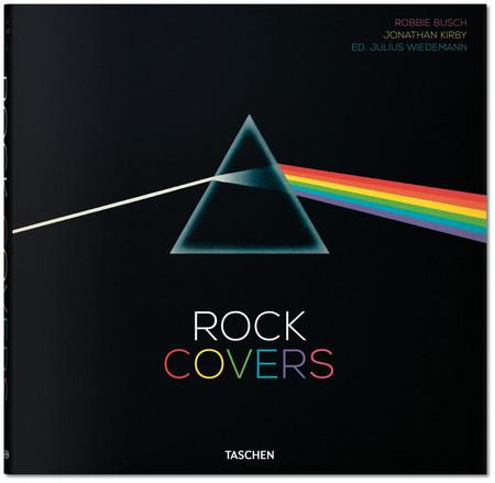 Taschen Rock covers hardcover