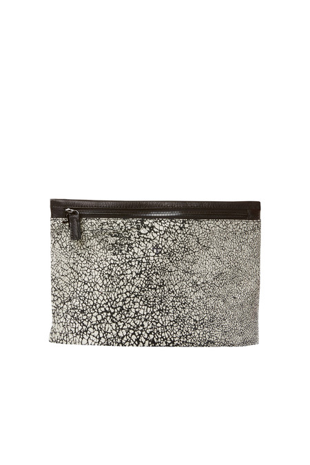 Marie Turnor Slider clutch in crackle