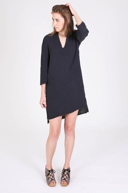 Raquel Allegra Tunic dress in black