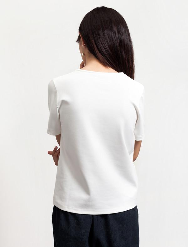 Lemaire Tee-Shirt White