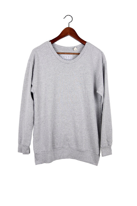 Skargorn #88 Sweatshirt Tee, Heather Wash