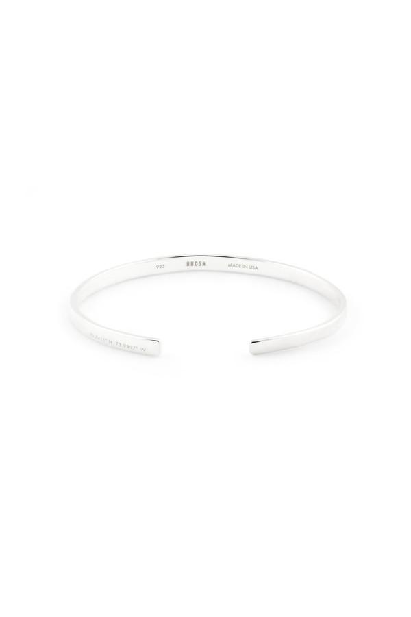 Sterling Silver New York Bracelet