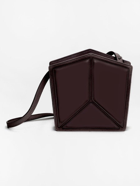 IMAGO-A Pentatonic Bag Burgundy