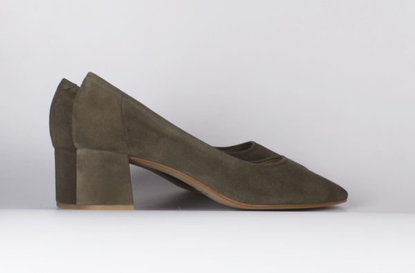 L'Intervalle Jupie Shoes (Khaki)