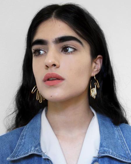 YOUNG FRANKK - Hand Earrings