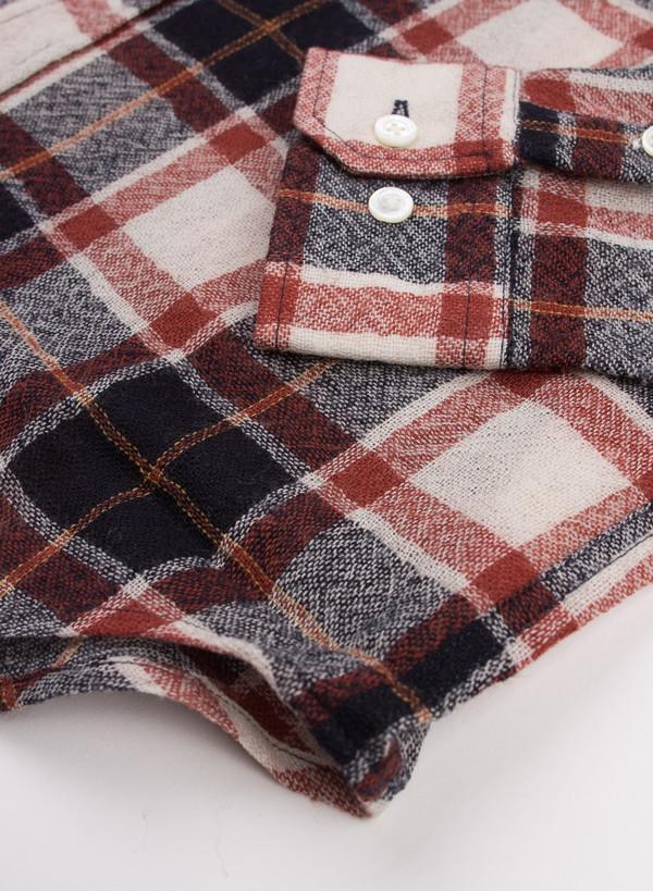 Men's Norse Projects Anton Loose Weave Gauze Ecru