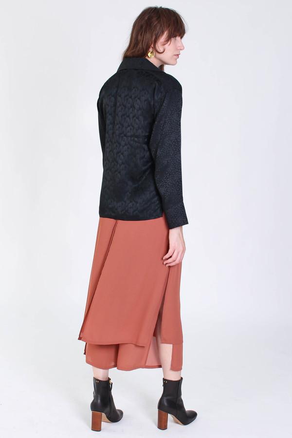 Svilu Electrician shirt in black
