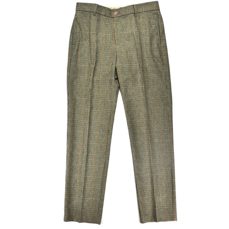 Mr. Nice Houndstooth Wool Pant