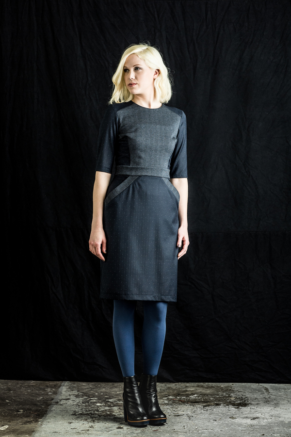 Bodybag by Jude 'Space' dress