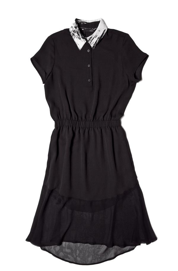 Obakki Dress w. Collar