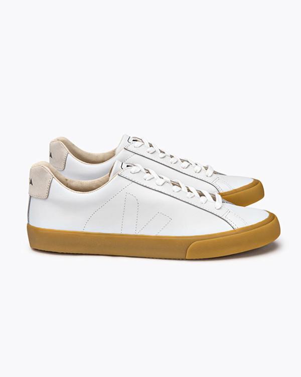 VEJA - Esplar Leather Extra White Natural