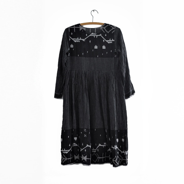 Injiri DHORDO SMOCK DRESS