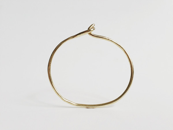 THE THINGS WE KEEP - EQUIS CUFF - BRONZE