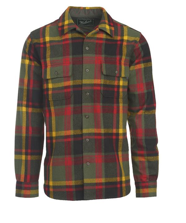 Men's Woolrich - Bering Wool Shirt