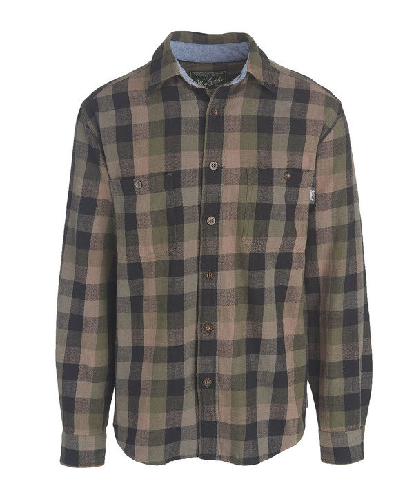 Men's Woolrich -Keystone Flannel Shirt