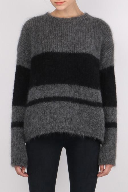 Pomandere Chunky Stripe Sweater