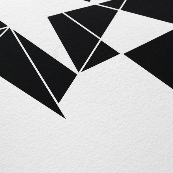 Barclay Haro Art Concepts Crystal Abstract No.1
