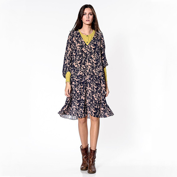 bellerose haro dress